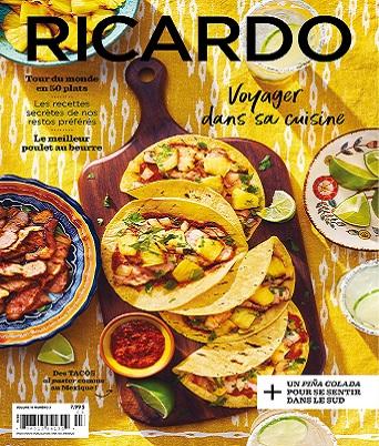 Ricardo – Février-Mars 2021