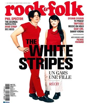 Rock et Folk N°643 – Mars 2021