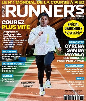Runner's World N°84 – Février-Mars 2021
