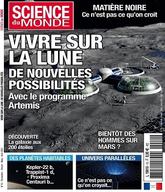 Science Du Monde N°10 – Février-Avril 2021