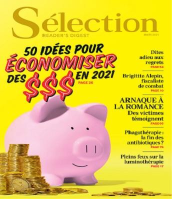 Sélection Reader's Digest – Mars 2021