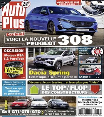 Auto Plus N°1698 Du 19 Mars 2021