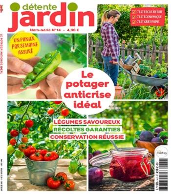 Détente Jardin Hors Série N°14 – Avril 2021
