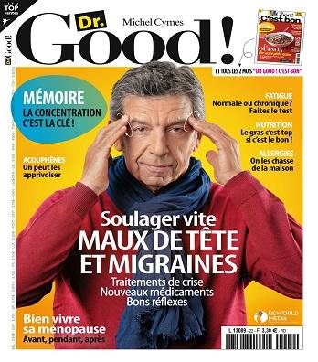 Dr Good! N°22 – Mars-Avril 2021