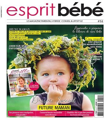 Esprit Bébé N°51 – Avril-Mai 2021