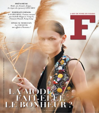 F L'Art De Vivre Du Figaro N°21 – Avril 2021