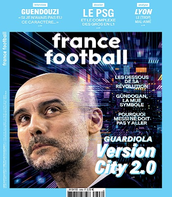 France Football N°3896 Du 16 Mars 2021