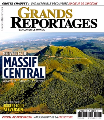 Grands Reportages N°485 – Mars 2021