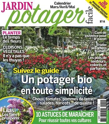 Jardin Potager Facile N°14 – Mars-Mai 2021