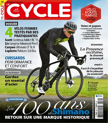 Le Cycle N°530 – Avril 2021