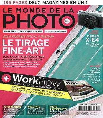 Le Monde De La Photo N°134 – Avril 2021