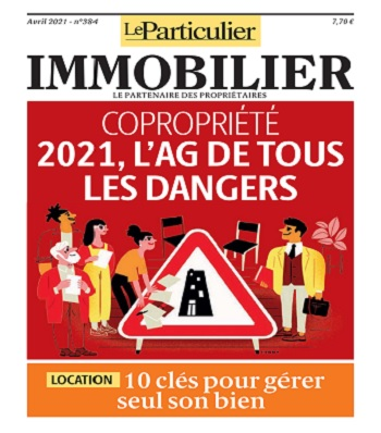 Le Particulier Immobilier N°384 – Avril 2021