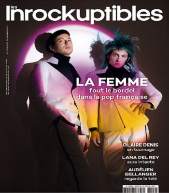 Les Inrockuptibles N°1320 Du 17 au 23 Mars 2021