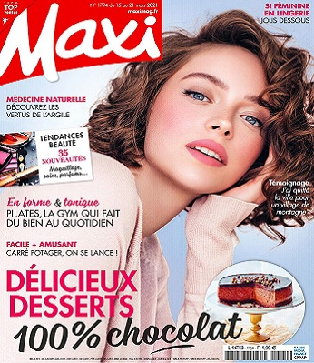 Maxi N°1794 Du 15 au 21 Mars 2021