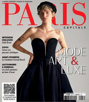 Paris Capitale N°284 – Mars 2021