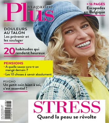 Plus Magazine N°380 – Avril 2021