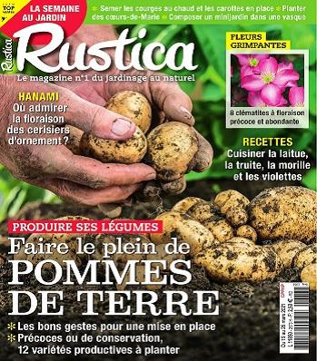 Rustica N°2673 Du 19 au 25 Mars 2021