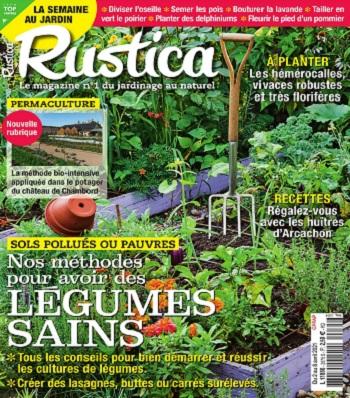 Rustica N°2675 Du 2 au 8 Avril 2021