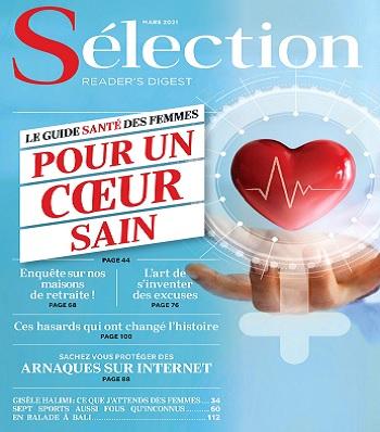 Sélection Reader's Digest France – Mars 2021