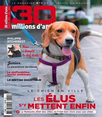 30 Millions d'Amis N°395 – Mai 2021
