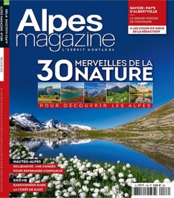 Alpes Magazine N°188 – Mai-Juin 2021