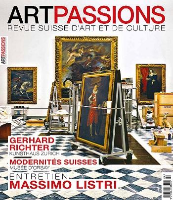 Artpassions N°64 – Mars 2021