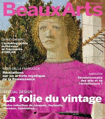 Beaux Arts Magazine N°443 – Mai 2021