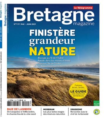 Bretagne Magazine N°119 – Mai-Juin 2021