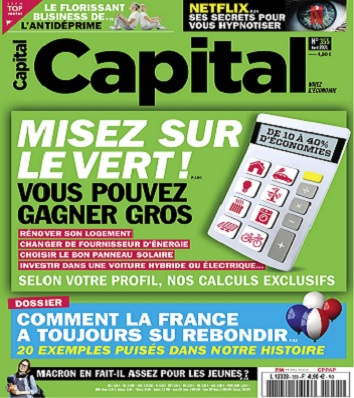 Capital N°355 – Avril 2021
