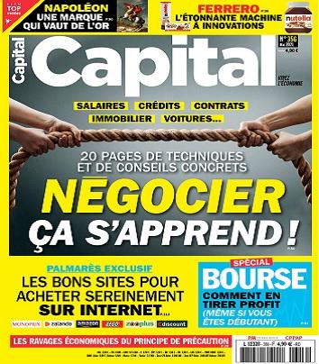 Capital N°356 – Mai 2021