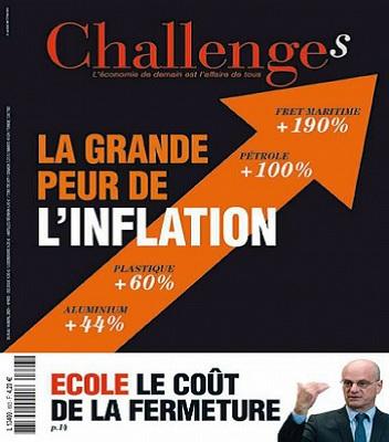 Challenges N°693 Du 8 au 14 Avril 2021