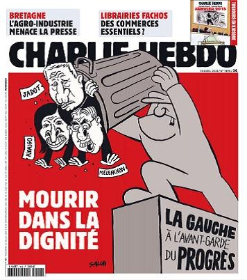 Charlie Hebdo N°1499 Du 14 au 20 Avril 2021