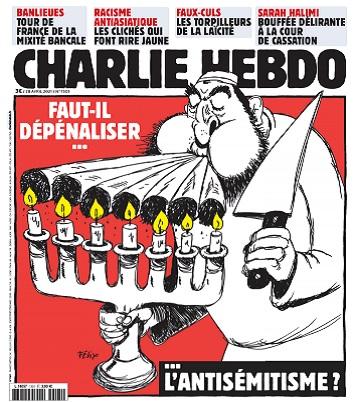 Charlie Hebdo N°1501 Du 28 Avril 2021