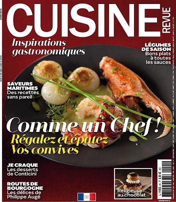 Cuisine Revue N°85 – Mai-Juillet 2021