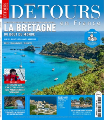 Détours En France N°231 – Avril 2021