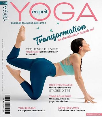 Esprit Yoga N°61 – Mai-Juin 2021