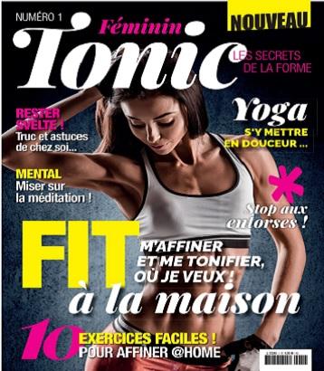 Féminin Tonic N°1 – Mars 2021