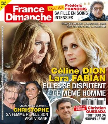 France Dimanche N°3892 Du 2 Avril 2021