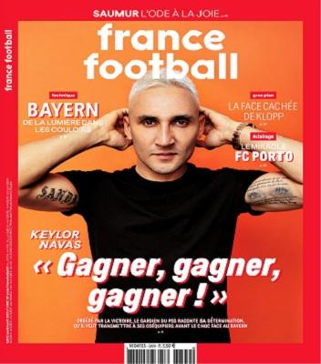 France Football N°3899 Du 6 au 12 Avril 2021