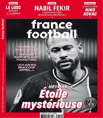 France Football N°3900 Du 13 au 19 Avril 2021