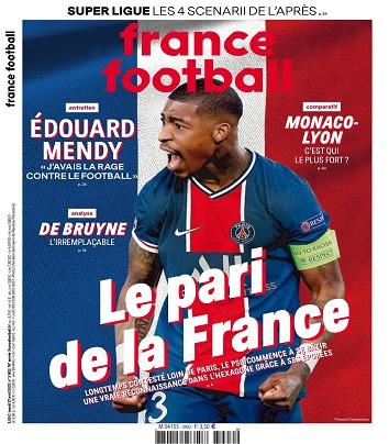 France Football N°3902 Du 27 Avril 2021