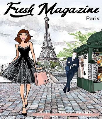 Fresh Magazine Paris N°1 – Avril 2021