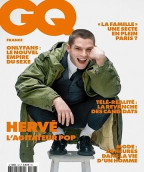 GQ France N°108 – Avril 2021