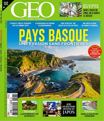 Geo N°507 – Mai 2021