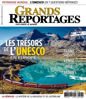 Grands Reportages N°486 – Avril 2021