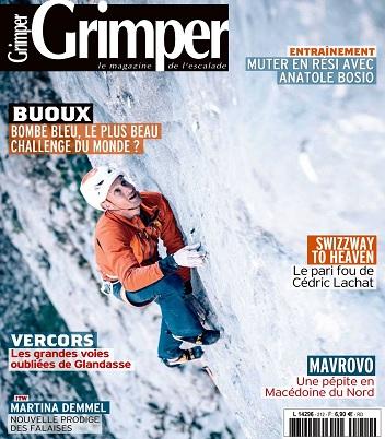 Grimper N°212 – Avril-Mai 2021