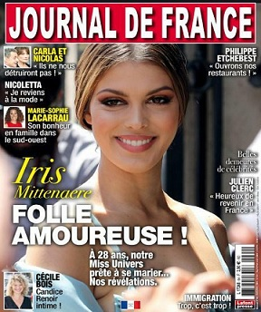 Journal de France N°64 – Avril 2021