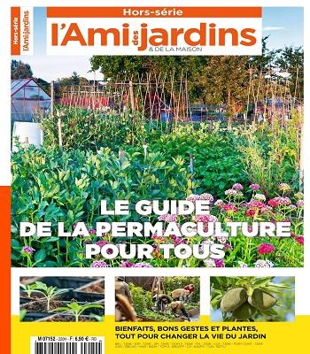 L'Ami Des Jardins et De La Maison Hors Série N°220 – Avril 2021