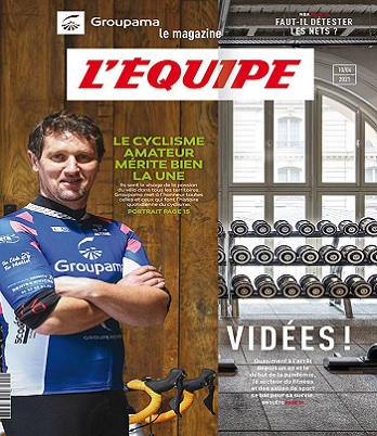 L'Equipe Magazine N°2014 Du 10 Avril 2021