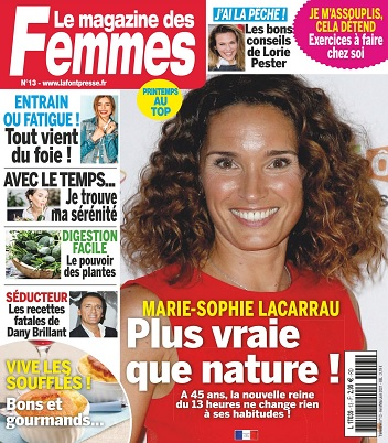 Le Magazine Des Femmes N°13 – Avril-Juin 2021